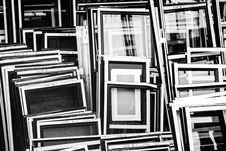 Free Monochrome Photography Of Frames Stock Photos - 112308813