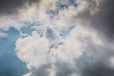 Free Clouds In The Sky Royalty Free Stock Images - 112332879