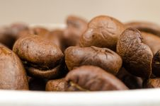 Free Brown Coffee Beans Royalty Free Stock Images - 112363839