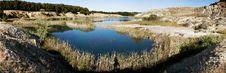 Free Beautiful Blue Lake Royalty Free Stock Images - 11241939