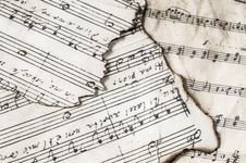 Free Music Notes Stock Photos - 112455023