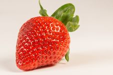 Free Macro Photography Of Strawberry Royalty Free Stock Images - 112455069