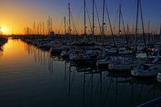 Free Marina, Reflection, Water, Dock Stock Image - 112474121