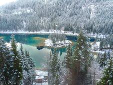 Free Winter, Snow, Lake, Wilderness Stock Photo - 112491520