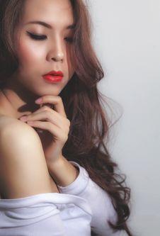 Free Beauty, Lip, Human Hair Color, Girl Royalty Free Stock Photography - 112491577