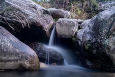 Free Waterfall, Water, Nature, Stream Royalty Free Stock Photos - 112491748