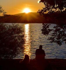 Free Reflection, Water, Nature, Sunset Stock Image - 112494921