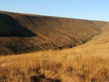 Free Brown Grassland Landscape Stock Images - 112565054
