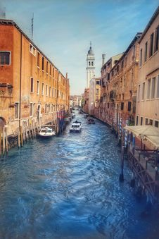 Free Waterway, Canal, Water, Body Of Water Royalty Free Stock Image - 112568916