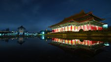 Free Chinese Architecture, Reflection, Landmark, Sky Stock Images - 112569444