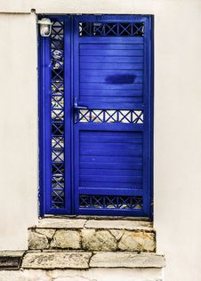 Free Blue, Door, Window, Facade Royalty Free Stock Photos - 112569708