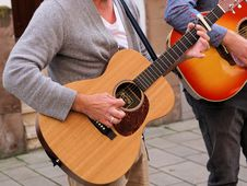 Free Guitar, Musical Instrument, String Instrument, Plucked String Instruments Stock Photography - 112569982