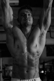 Free Man, Barechestedness, Bodybuilder, Body Man Royalty Free Stock Image - 112570116