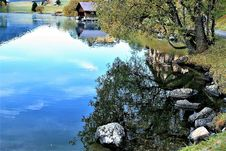 Free Reflection, Water, Nature, Body Of Water Stock Photos - 112571663
