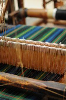 Free Loom, Weaving Stock Photos - 112589783