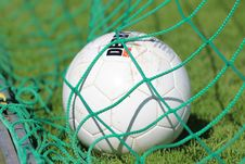 Free Green, Football, Ball, Grass Royalty Free Stock Photography - 112590097