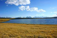 Free Grassland, Ecosystem, Sky, Loch Royalty Free Stock Image - 112592376