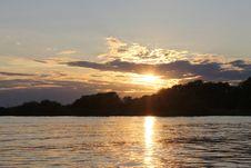 Free Sky, Waterway, Reflection, Sunset Stock Photography - 112592612