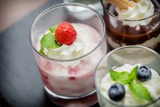 Free Dessert, Food, Frozen Dessert, Dairy Product Royalty Free Stock Photography - 112595727