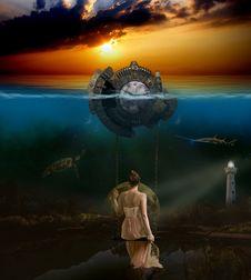 Free Sky, Phenomenon, Reflection, Mythology Stock Photo - 112595790