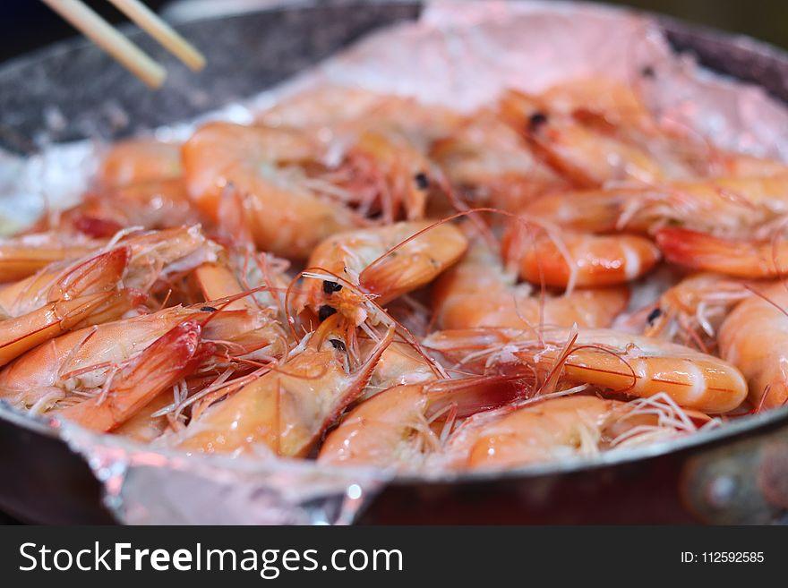 Shrimp, Seafood, Dendrobranchiata, Seafood Boil