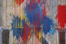 Free Painting, Modern Art, Art, Acrylic Paint Stock Image - 112678061
