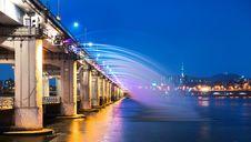 Free Body Of Water, Metropolitan Area, Cityscape, Bridge Stock Photos - 112678433