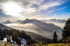 Free Sky, Mountainous Landforms, Nature, Mountain Range Royalty Free Stock Photos - 112678498