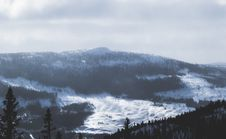 Free Photo Of Mountain Covered With Snow Royalty Free Stock Photos - 112738638