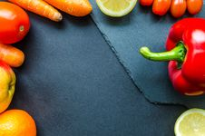 Free Verity Of Vegetables Stock Image - 112738731