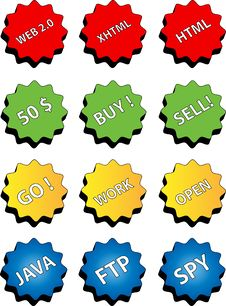 Free Buttons Stock Images - 11280524