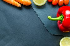 Free Close-Up Photography Of Vegetables And Fruit Royalty Free Stock Images - 112809489