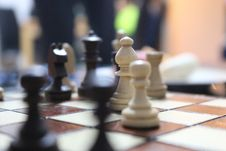 Free Indoor Games And Sports, Chess, Games, Board Game Stock Photos - 112840363