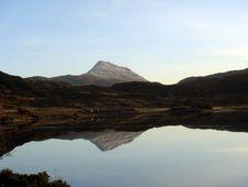 Free Loch, Highland, Reflection, Tarn Royalty Free Stock Photo - 112841285