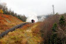 Free Transport, Track, Rail Transport, Mountainous Landforms Stock Image - 112841561