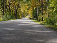Free Road, Asphalt, Path, Lane Stock Image - 112842141