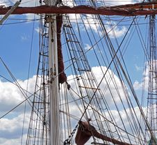 Free Sailing Ship, Tall Ship, Mast, Ship Stock Photos - 112842203