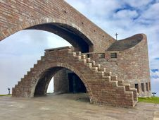 Free Historic Site, Arch, Fortification, Fixed Link Stock Image - 112842301