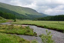 Free Highland, Nature Reserve, Grassland, Wilderness Stock Photos - 112842433