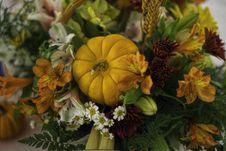 Free Flower, Floristry, Flower Arranging, Winter Squash Royalty Free Stock Photo - 112842675