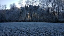 Free Winter, Frost, Freezing, Snow Stock Images - 112842854