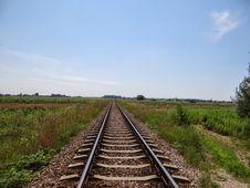 Free Track, Transport, Rail Transport, Sky Royalty Free Stock Photo - 112842855