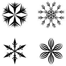Free Snowflakes Royalty Free Stock Photo - 11293235