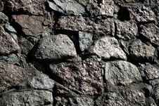 Free Old Stone Wall Stock Image - 11293681