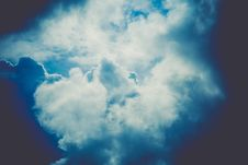 Free Clouds In The Sky Retro Royalty Free Stock Photos - 112969938