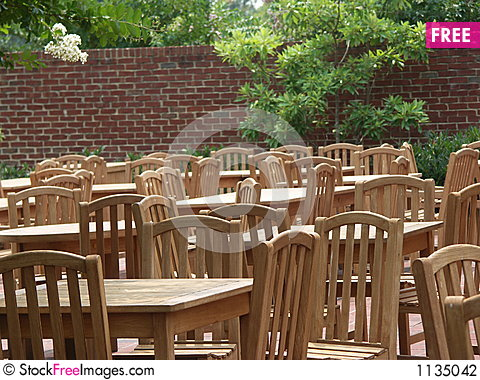 Free Outdoor Dining Stock Photography - 1135042