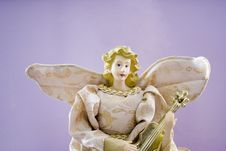 Free Christmas Angel Royalty Free Stock Photos - 1130288