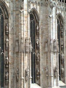 Free Duomo Detail View Stock Photos - 1130863