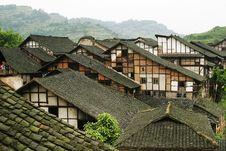 Free Fubao Folk House12 Stock Photos - 1131023