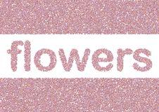Flowers Background 2 Stock Image